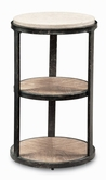 A.R.T. 193309-2317 Malibu Pedestal Accent Table