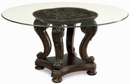 A.R.T. 203224-1715 LeGrand Glass Top Dining Table