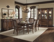 A.R.T. 204206-20-2608 Cotswold Leg Dining Set