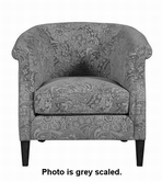 A.R.T. 204514-5003AA Cotswold Toffee Accent Chair