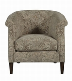 A.R.T. 204514-5008AA Cotswold Ivory Accent Chair