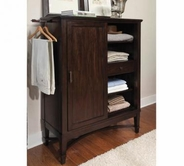 A.R.T. 205424-2304BS-TP Whiskey Oak Entertainment Cabinet