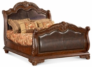 A.R.T. Furniture 142145-2606HB-FB-RS Regal Queen Sleigh Bed