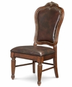 A.R.T. Furniture 142206-2606 Regal Uph. Back Side Chair