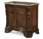 A.R.T. Furniture 143142-2606 Old World Stone Top Door Nightstand