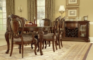 A.R.T. Furniture 143220-2606-4X202 Old World Leg Dining Table Set