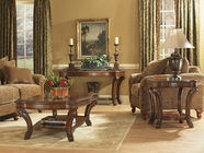 A.R.T. Furniture 143300-304-307-2606 Old World living room set