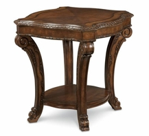 A.R.T. Furniture 143304-2606 Old World Rect.End Table