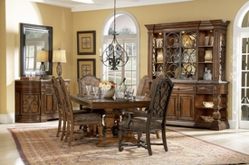 A.R.T. Furniture 144221-2624BS-TP-4X206 Marbella Dining room set