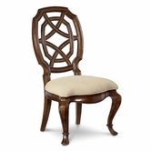 A.R.T. Furniture 165204-2636 Traditions Wood Back Side Chair