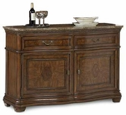 A.R.T. Furniture 165251-2636 Traditions Sideboard w/stone top