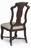 A.R.T. Furniture 172204-2612 Coronado Splat Side Chair-Linen