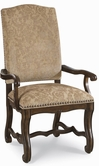 A.R.T. Furniture 172207-2612 Coronado Upholstered Arm Chair-Linen