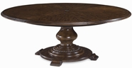 A.R.T. Furniture 172225-2612BS-TP Coronado Round Dining Table