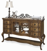 A.R.T. Furniture 175247-2636 American Memories Sideboard W/Gallery