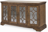 A.R.T. Furniture 175251-2636 American Memories Buffet with antique mirror