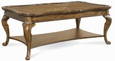 A.R.T. Furniture 175300-2636 American Memories Rectangular Cocktail Table