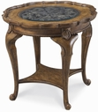 A.R.T. Furniture 175303-2636 American Memories Round Lamp Table