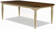 "A.R.T. Furniture 176220-2617 Provenance Rectangular Dining Table    2-18"" leaves"