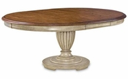 A.R.T. Furniture 176225-2608TP-BS Provenance Round Dining Table