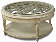 A.R.T. Furniture 176302-2617 Provenance Round Cocktail Table