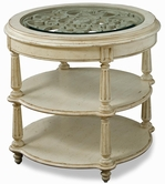 A.R.T. Furniture 176303-2617 Provenance Round Lamp Table