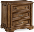 A.R.T. Furniture 177140-1503 Copper Ridge 3 Drawer Night Stand
