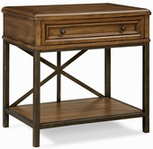 A.R.T. Furniture 177141-1503 Copper Ridge Open Nightstand