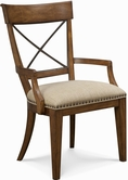 A.R.T. Furniture 177205-1503 Copper Ridge Open Back Arm Chair