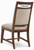A.R.T. Furniture 177206-1503 Copper Ridge Upholstered Back Side Chair
