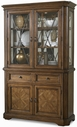 A.R.T. Furniture 177241-1503BS-TP Copper Ridge Display Cabinet