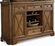 A.R.T. Furniture 177247-1503 Copper Ridge Storage Sideboard