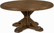 A.R.T. Furniture 177302-1503 Copper Ridge Round Cocktail Table