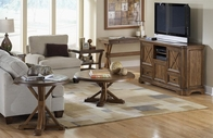 A.R.T. Furniture 177302-303-305-1503 Copper Ridge living room set