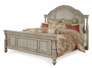 A.R.T. Furniture 189136-2617HB-FB-RS Belmar II Eastern King Panel Bed