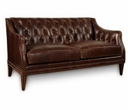 A.R.T. Furniture 505515-5004AA Kennedy Leather Settee