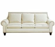 A.R.T. Furniture 704501-5001AA Wellelsey Leather Sofa