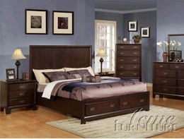 ACME 00160Q-65-64 Bellwood Ridge Bedroom Set