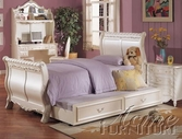 ACME 01008 PEARL WH TRUNDLE FOR 1005 AND 1010