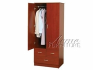 ACME 02240 CHERRY YORKTOWN WARDROBE