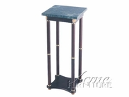 ACME 02281GN SQUARE GREEN MARBLE STAND 18MM