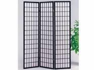 ACME 02284 WOOD SCREEN BLACK