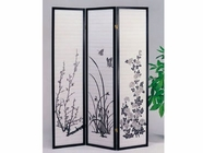 ACME 02286 WOOD SCREEN BLACK