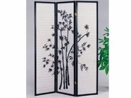 ACME 02287 WOOD SCREEN BLK (BAMBOO)