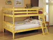 ACME 02290 NATURAL F/F BUNKBED