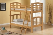 ACME 02308A MAPLE BUNKBED (3CTN)