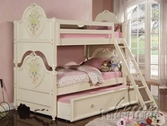 ACME 02600A DOLL HOUSE T/T BUNKBED