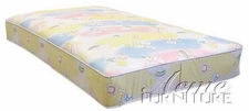 ACME 02838 BABY CRIB MATTRESS (PRINT BEAR)