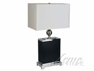 "ACME 03003 25""H TABLE LAMP"