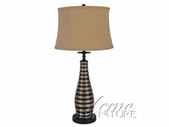 "ACME 03018 30"" TABLE LAMP"